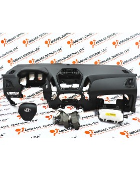 Kit de Airbags - Hyundai ix35 2010 -