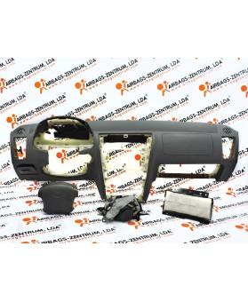Kit Airbags - Hyundai Terracan 2001 - 2007