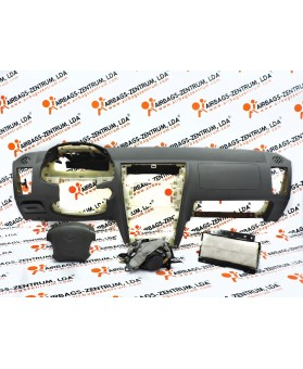Kit de Airbags - Hyundai Terracan 2001 - 2007