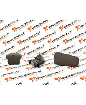 Kit de Airbags - Hyundai Tucson 2004 - 2009