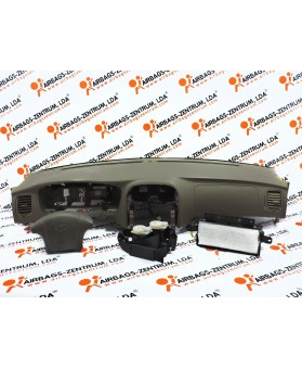 Kit de Airbags - Hyundai Sonata 2002 - 2006