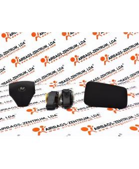Kit Airbags - Hyundai...
