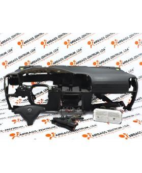 Kit Airbags - Opel Zafira...