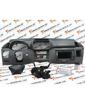 Kit de Airbags - Mercedes Vito (W639) 2003 - 2010