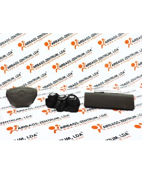 Kit de Airbags - Mercedes Vito (W638) 1996 - 2003
