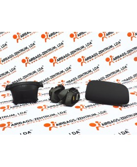 Kit de Airbags - Daewoo Tacuma 2000 - 2008