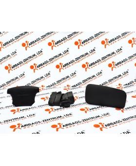 Kit Airbags - Daewoo Lanos 1997 - 2002