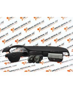 Kit de Airbags - Daewoo Lacetti 2002 - 2009