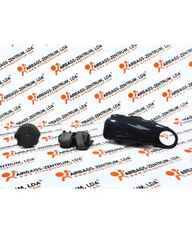 Kit de Airbags - Chrysler PT Cruiser 2000 - 2010