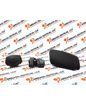 Kit de Airbags - Chrysler Stratus 1995 - 2000