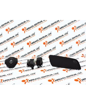 Airbags Kit - Volkswagen Polo 2009 - 2014