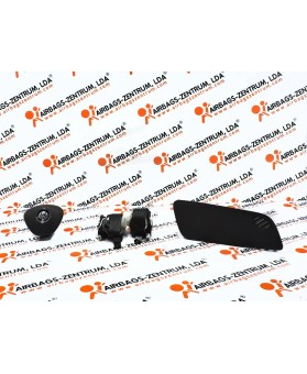 Airbags Kit - Volkswagen Polo 2014 -