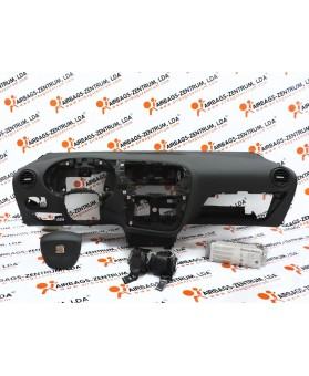 Airbags Kit - Seat Leon 2009 - 2012