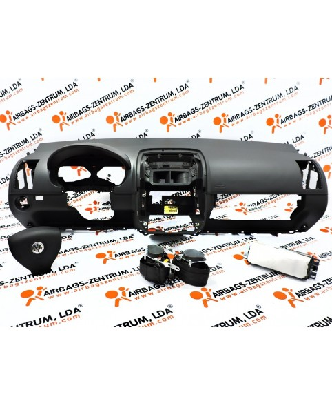 Kit Airbags - Volkswagen Polo 2005 - 2009