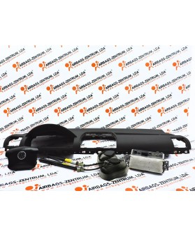 Kit de Airbags - Volkswagen Sharan 2000 - 2010