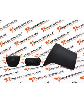 Kit de Airbags - Ford Transit Connect 2009 - 2013