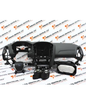 Kit de Airbags - Ford Focus III 2011-2014