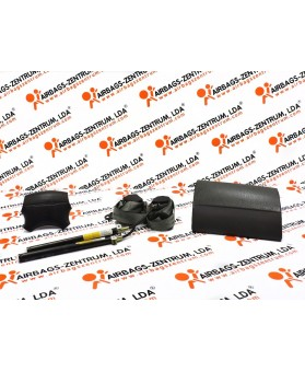 Kit de Airbags - Volkswagen Sharan 1995 - 2000