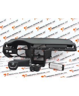 Kit Airbags - Skoda Superb...