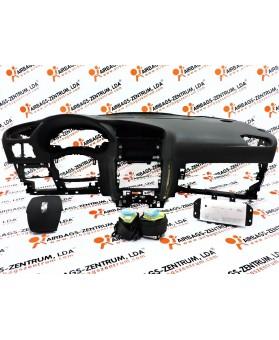 Airbags Kit - Citroen DS4 2010 -