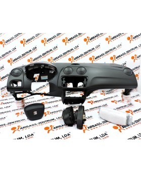 Kit Airbags - Seat Ibiza 2008 - 2014