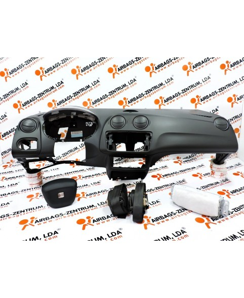 Kit de Airbags - Seat Ibiza 2008 - 2014