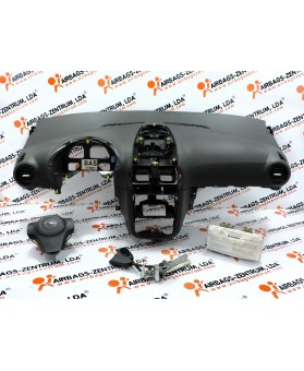 Airbags Kit - Opel Corsa D...