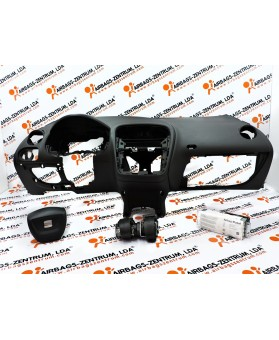 Kit Airbags - Seat Toledo 2005 - 2009