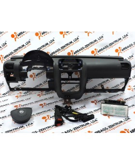 Airbags Kit - Opel Combo...