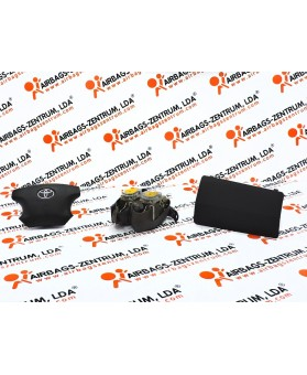 Kit de Airbags - Toyota Hilux 2004 - 2015