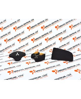 Airbags Kit - Mitsubishi...