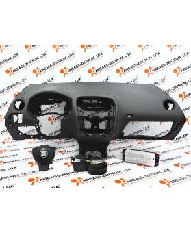 Kit de Airbags - Seat Toledo 2005 - 2009