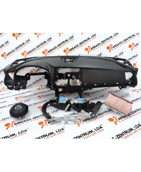 Kit de Airbags - Mazda 6 2012 -