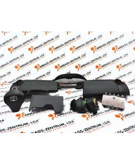 Airbags Kit - Toyota Yaris...