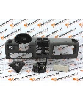 Kit de Airbags - Seat Ibiza 1999-2002