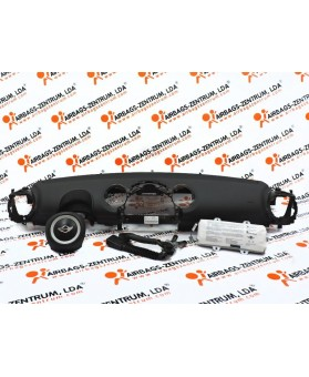 Airbags Kit - Mini Countryman 2010 - 2016