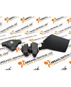 Airbags Kit - Suzuki Alto...