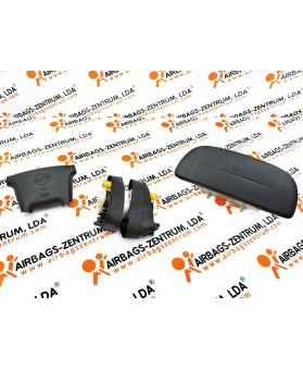 Kit Airbags - Ssangyong Korando 1996 - 2006