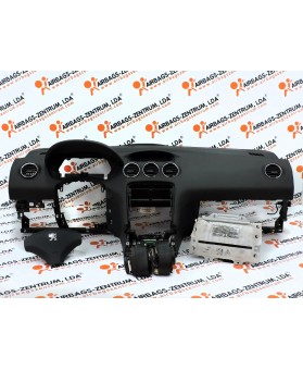 Airbags Kit - Peugeot 308...