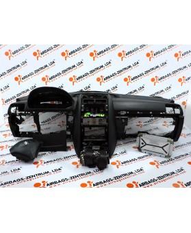 Kit de Airbags - Peugeot 407 Coupe 2005 - 2011