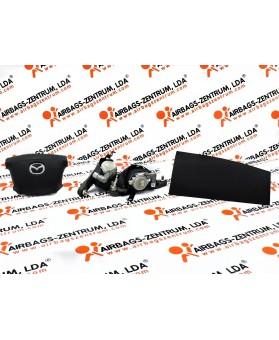 Kit Airbags - Mazda Bt 50...