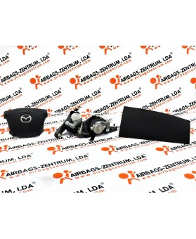 Kit de Airbags - Mazda Bt 50 Pick Up 2006 - 2011