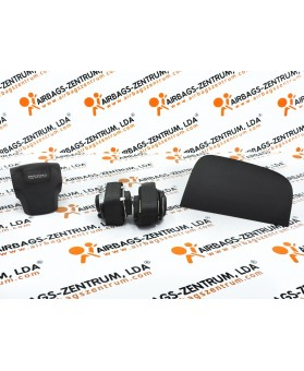 Airbags Kit - Isuzu D-Max 2012 -