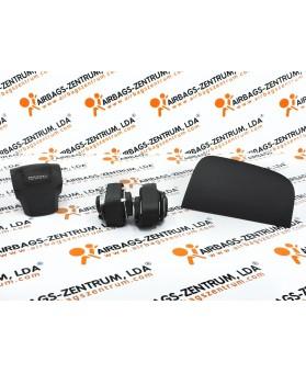 Kit Airbags - Isuzu D-Max 2012 -