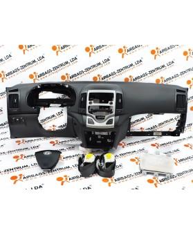 Kit Airbags - Hyundai i30 2007 - 2012