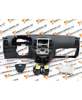 Kit de Airbags - Hyundai i30 2007 - 2012