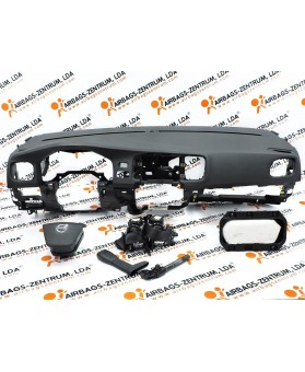 Airbags Kit - Volvo V60 2010 -