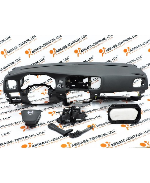 Airbags Kit - Volvo V60 2010 -