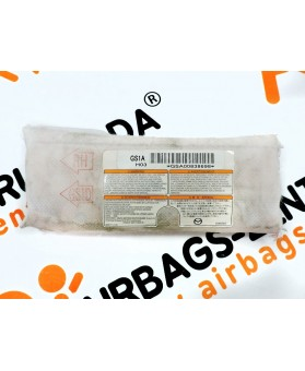 Seat airbags - Mazda 6 2008 - 2012