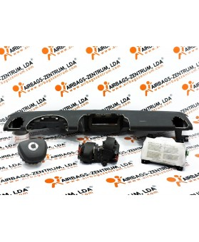 Airbags Kit - Smart Fortwo 2007 - 2010